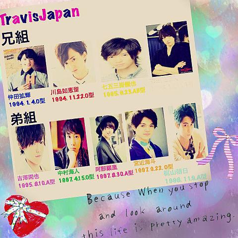TravisJapanの画像(プリ画像)