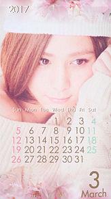 カレンダー*3月 プリ画像