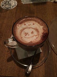 カフェの画像(ラテアートに関連した画像)