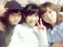 AKB48 木﨑ゆりあ西野未姫峯岸みなみの画像(プリ画像)