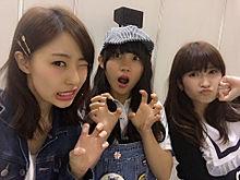 NMB48 藤江れいな薮下柊吉田朱里の画像(プリ画像)