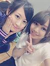 NMB48 磯佳奈江 上西恵 プリ画像