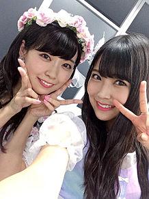 NMB48 白間美瑠 渡辺美優紀の画像(プリ画像)