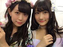 NMB48 矢倉楓子 渡辺美優紀の画像(プリ画像)