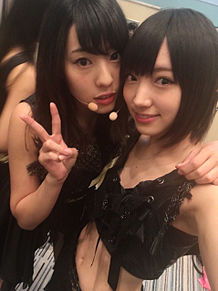 NMB48 太田夢莉 藤江れいなの画像(プリ画像)
