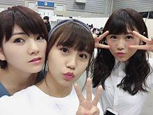 AKB48 岡田奈々小嶋真子西野未姫の画像(西野未姫に関連した画像)