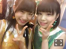 NMB48 上西怜 水田詩織の画像(上西怜に関連した画像)