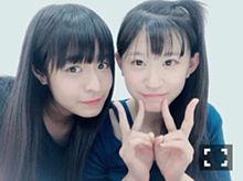 NMB48 上西怜 清水里香の画像(上西怜に関連した画像)