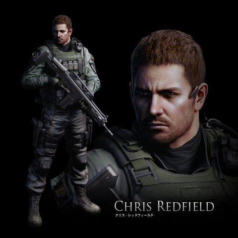 クリス・レッドフィールドの画像 p1_13