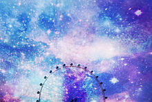 宇宙柄の画像(シンガポールに関連した画像)