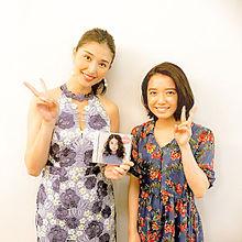 橋本マナミ&上白石萌音の画像(橋本マナミに関連した画像)