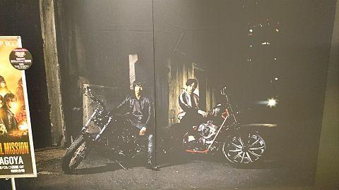 HiGH&LOWコラボカフェ琥珀&九十九の画像 プリ画像