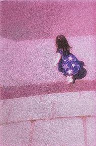 ピンク&絵画&ザラつきノイズ加工写真 使用報告必須! プリ画像