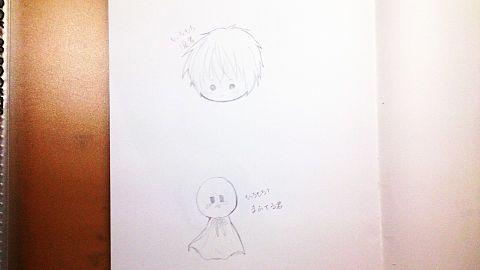 オリジナルキャラクター&まふてる君の画像(プリ画像)