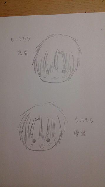 オリジナルキャラクターの画像(プリ画像)