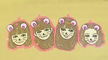 E-girlsフェルトの画像(プリ画像)