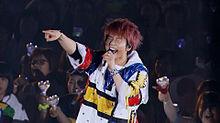 増田貴久 WHITEライブ プリ画像