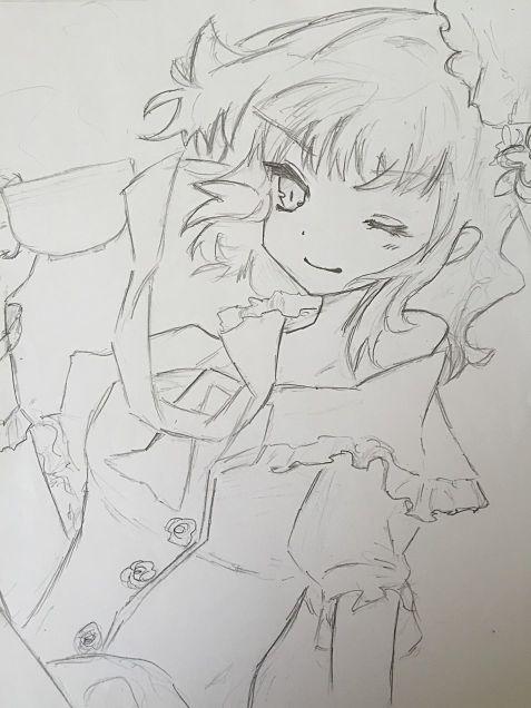レミリア【イラスト】の画像(プリ画像)