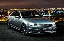 Audi A4の画像(ドイツに関連した画像)