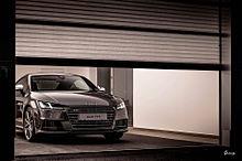Audi TTS coupéの画像(ドイツに関連した画像)