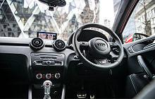 Audi A1 Sportback インパネ プリ画像