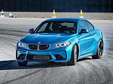 BMW M4クーペ プリ画像