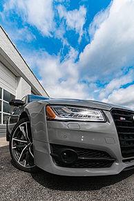 Audi S8 プリ画像