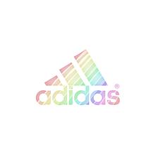 アディダス 虹色の画像(虹に関連した画像)