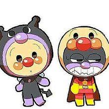アンパンマンとバイキンマンの画像(バイキンマン 可愛いに関連した画像)