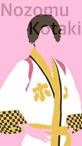 【文字有り】小瀧望 ホメチギリスト 影絵 プリ画像