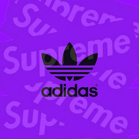 supreme adidasの画像(プリ画像)