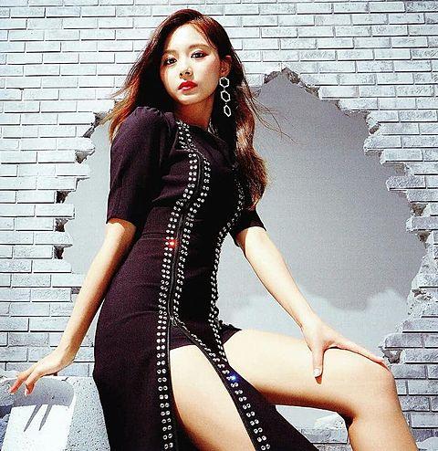 TWICEonceツウィかわいいかっこいい白ピンク韓国BDZ女子の画像(プリ画像)