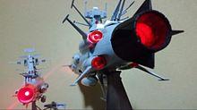 アンドロメダと主力戦艦の画像(拡散波動砲に関連した画像)