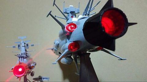 アンドロメダと主力戦艦の画像(プリ画像)