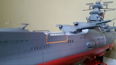 宇宙戦艦ヤマト2199をラジコンに!の画像(プリ画像)