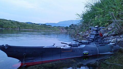 BANDAI宇宙戦艦ヤマト2199ラジコンの画像(プリ画像)