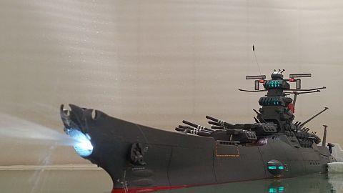 宇宙戦艦ヤマト2199波動砲発射シーンの画像(プリ画像)