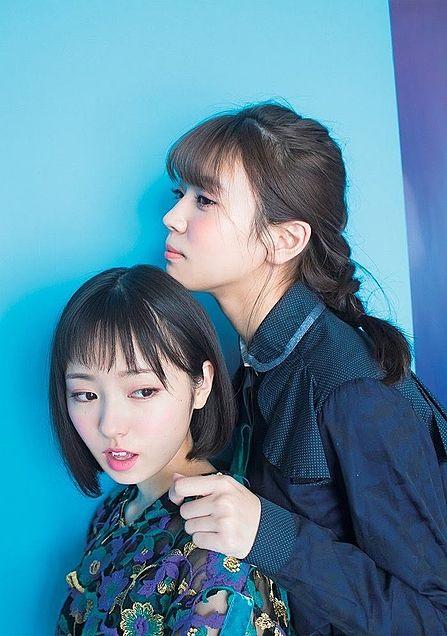 欅坂 ゆいちゃんずの画像 プリ画像