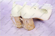 雪華模様の靴♡の画像(靴に関連した画像)