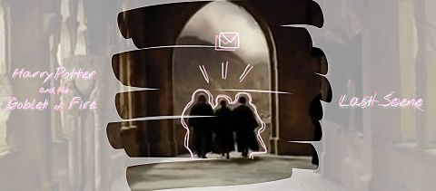 炎のゴブレット ラストシーンの画像 プリ画像