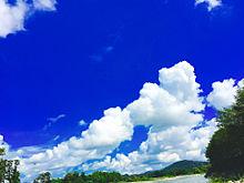 夏の空の画像(プリ画像)