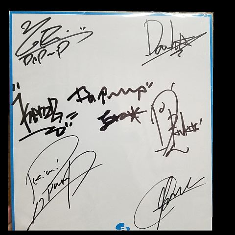 DA PUMPサインの画像(プリ画像)