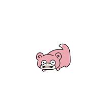 【ポケモン】ヤドン プリ画像