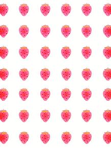 イチゴ プリ画像