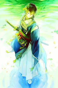 刀剣乱舞の画像(三日月宗近に関連した画像)