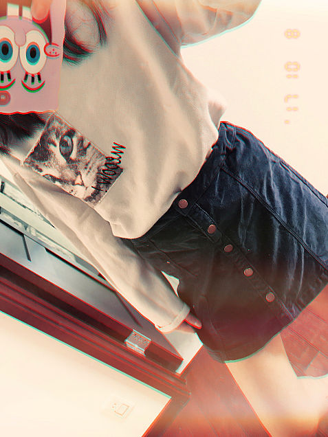 秋コーデの画像(プリ画像)