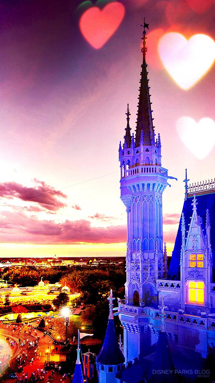 ディズニー シンデレラ城 かわいい おしゃれ 55819083 完全無料画像