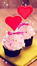 cupcake プリ画像