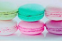pastel macaronの画像(プリ画像)