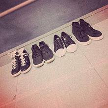 👟 □ ♡ ▽ ○ 👞の画像(靴に関連した画像)